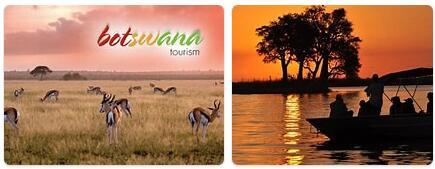 Botswana Tourist