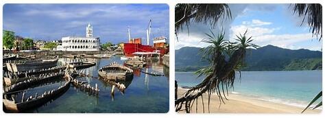 Comoros Tourist