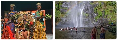 Ghana Tourist