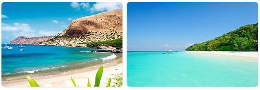 Major Landmarks in Cape Verde