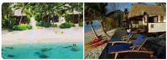 Major Landmarks in Cook Islands