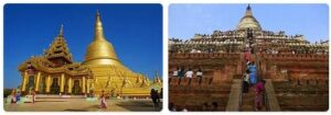 Tourist in Burma