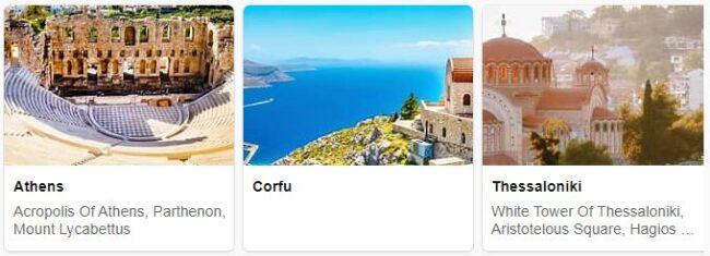 Tourist in Greece