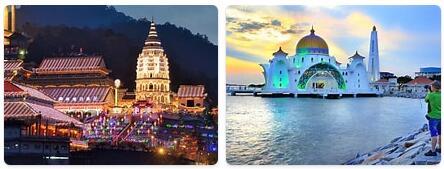 Tourist in Malaysia