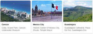 Tourist in Mexico