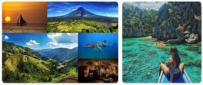 Tourist in Philippines