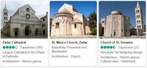 Zadar Attractions