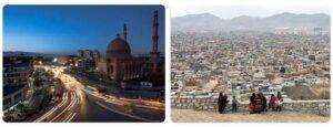Major Landmarks in Afghanistan
