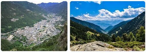 Major Landmarks in Andorra