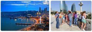 Major Landmarks in Azerbaijan