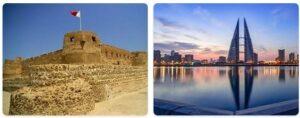 Major Landmarks in Bahrain
