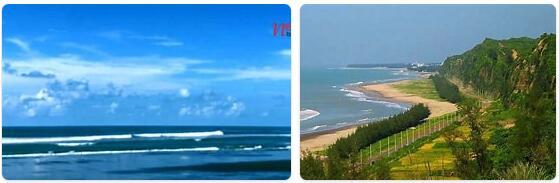 Major Landmarks in Bangladesh