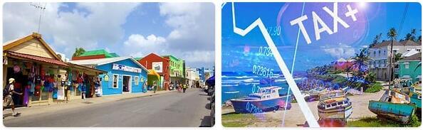 Major Landmarks in Barbados