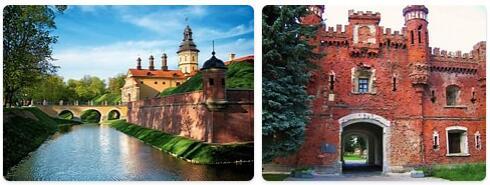 Major Landmarks in Belarus