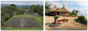 Major Landmarks in Belize