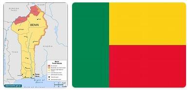 Major Landmarks in Benin