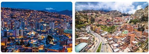 Major Landmarks in Bolivia