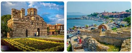 Major Landmarks in Bulgaria