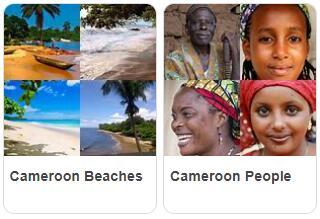 Major Landmarks in Cameroon