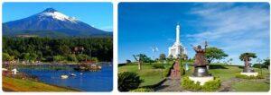 Major Landmarks in Chile