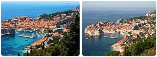 Major Landmarks in Croatia