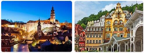 Major Landmarks in Czech Republic