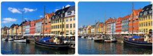 Major Landmarks in Denmark