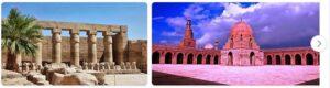 Major Landmarks in Egypt