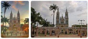Major Landmarks in Equatorial Guinea