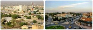 Major Landmarks in Eritrea