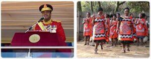 Major Landmarks in Eswatini