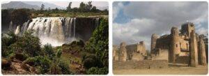 Major Landmarks in Ethiopia