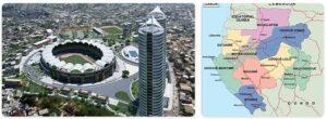 Major Landmarks in Gabon
