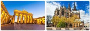 Major Landmarks in Germany