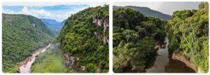 Major Landmarks in Guyana