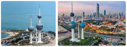 Major Landmarks in Kuwait