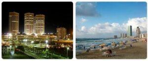Major Landmarks in Libya