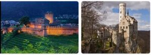 Major Landmarks in Liechtenstein