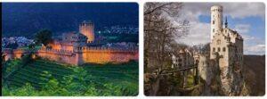 Major Landmarks in Liechtenstein