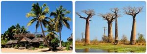 Major Landmarks in Madagascar