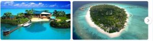 Major Landmarks in Maldives