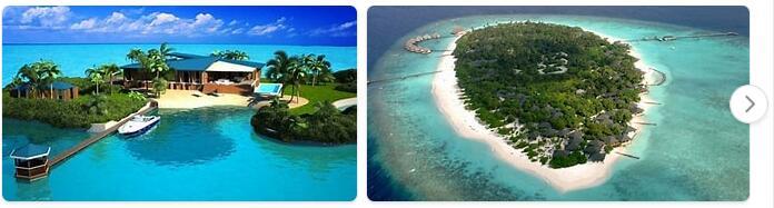 Major Landmarks in Maldives