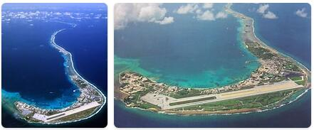 Major Landmarks in Marshall Islands