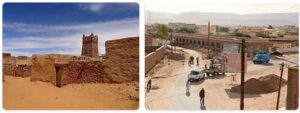 Major Landmarks in Mauritania