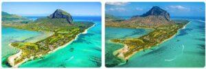 Major Landmarks in Mauritius