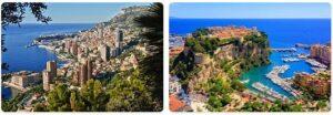 Major Landmarks in Monaco