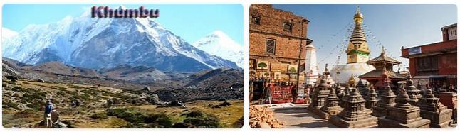 Major Landmarks in Nepal