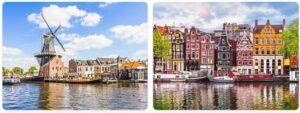 Major Landmarks in Netherlands