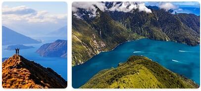 Major Landmarks in New Zealand
