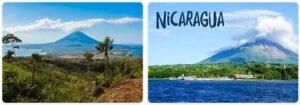 Major Landmarks in Nicaragua